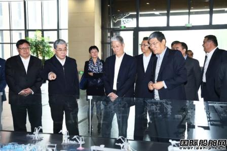 中船集团与华润集团签署战略合作协议