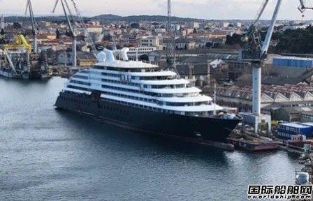 Uljanik重启建造全球首艘超豪华探险游艇