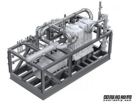 Burckhardt为新建LNG船主机配套压缩机