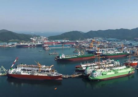 大宇造船联手高校研发LNG船配套耐酷寒设备