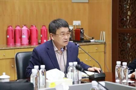 """任元林:扬子江船业是个""""奇葩"""""""