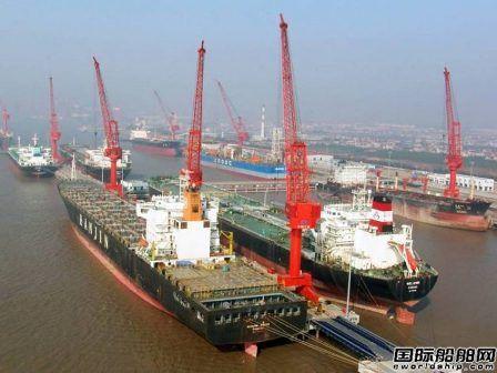 中国船厂主宰全球修船市场