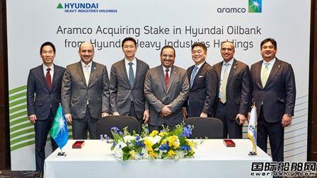 为收购大宇筹钱,现代重工出售现代炼油股份
