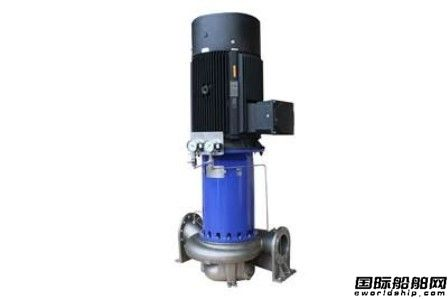 KSB旗下公司推出新型废气清洗系统泵