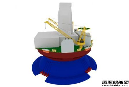 招商局重工两项海工设计获DNV GL原则批复