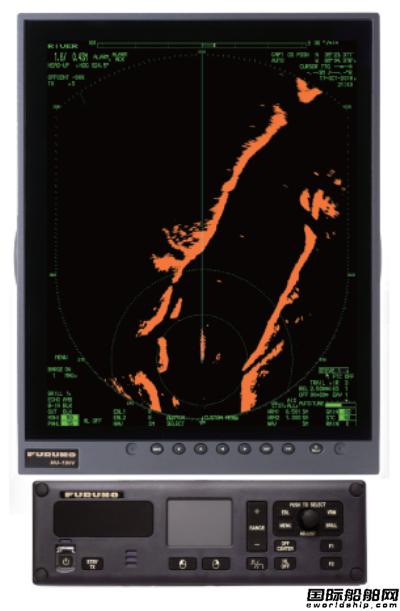 古野电气推出新一代内河导航雷达