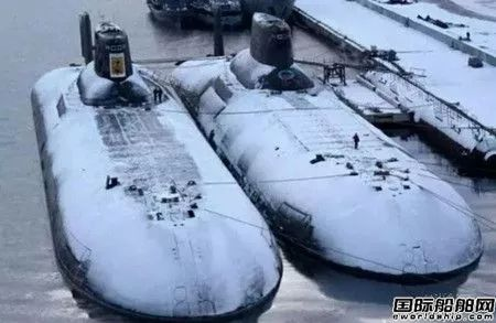 俄罗斯欲用核潜艇运送北极天然气?