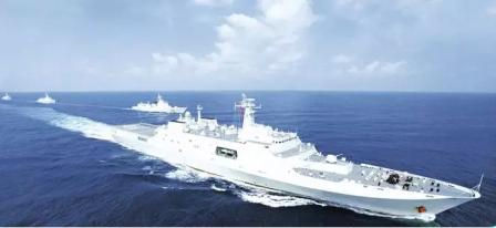 中船贸易公司:长风破浪誉满五洲