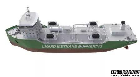 Saga LNG研发的供气船获ABS和CCS原则批复