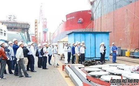 中船集团举办脱硫装置安装和主机投油周期控制专题会