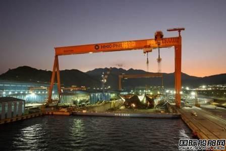 全球船厂手持订单量大幅下降