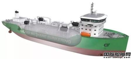 上船院6000方LNG加注船获船级社AiP认可