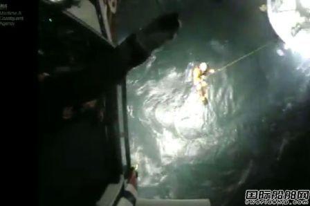 中外运1艘散货船发生爆炸3名中国船员受伤
