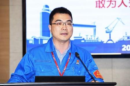 江南造船朱明华:5G能给船舶工业带来什么?
