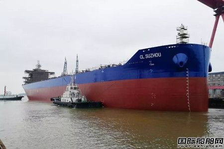 新大洋造船三天完成五大生产节点