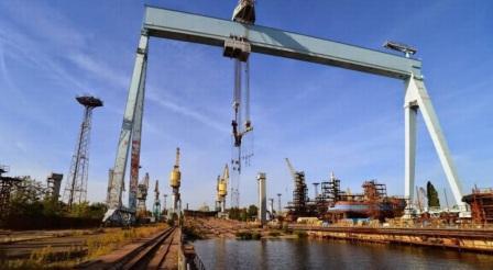 原乌克兰总统名下船厂将改造为俄舰队维修基地