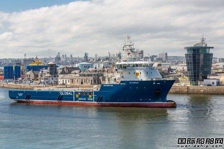 Standard Drilling低价收购1艘大型PSV