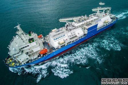 LNG动力船改变新造船市场游戏规则