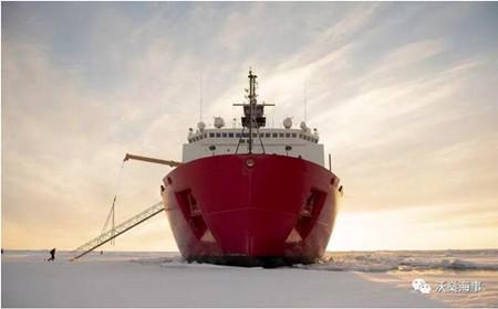 美国海岸警卫队发布《北极战略展望》