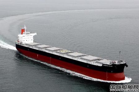 台湾企业联手川崎汽船组建新散货船公司