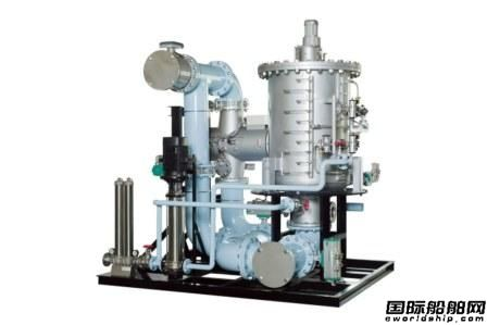 日本三浦工业压载水系统申请USCG型式认证