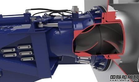 瓦锡兰升级WXJ系列模块化喷水推进器
