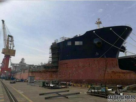 南通中远船务多艘改装船项目有序推进