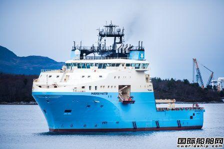 马士基海工船子公司与Eniram合作利用大数据分析节省燃料