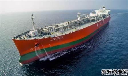 现代重工联手KSS Line设计建造新型VLGC