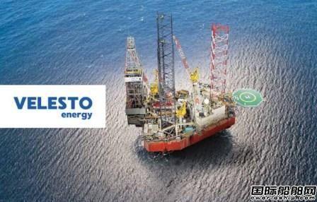 Velesto Energy四座自升式钻井平台获租约