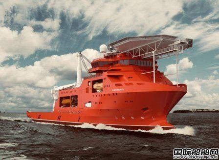 中国船厂建造潜水支持船立功!日美政府很尴尬