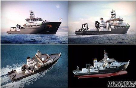 NSF公开招募第三艘海洋科考船运营管理机构