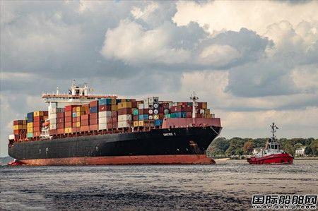 以星航运续租GSL两艘超巴拿马型集装箱船