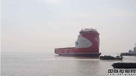 """整整10年!这家船厂终于""""交付""""2艘撤单船"""