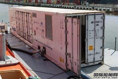 达门移动压载水系统将在欧洲进行推广演示