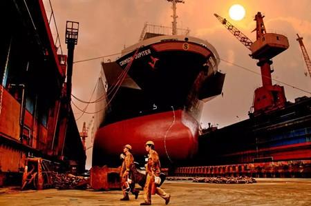 春天来了,中国修船业一季度业绩亮眼