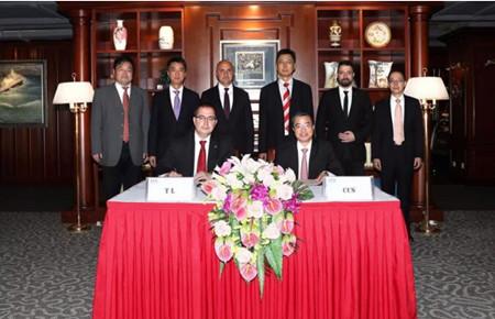 中国船级社与土耳其船级社签署合作协议