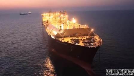 百艘LNG船大单推涨新造船价格