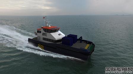 Orsted在美国订造2艘海上风电场CTV