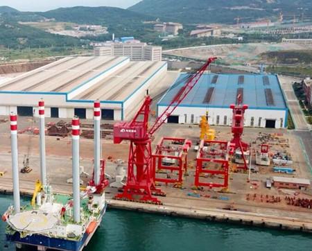海西重机再获全球最大邮轮建造商门机订单