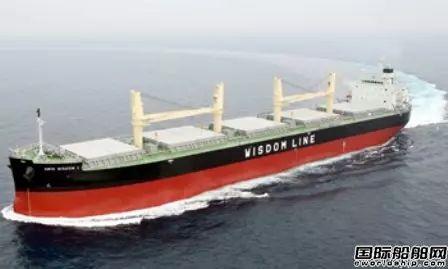 慧洋海运订造3艘灵便型散货船