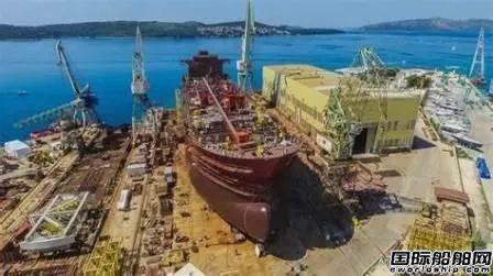 克罗地亚又一家骨干船厂破产