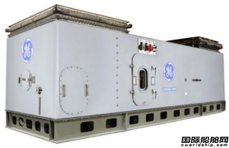 GE Marine LM2500复合燃气轮机模块组件通过美国海军认证