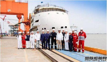 招商局重工首艘极地探险邮轮USCG结构防火检查顺利完成