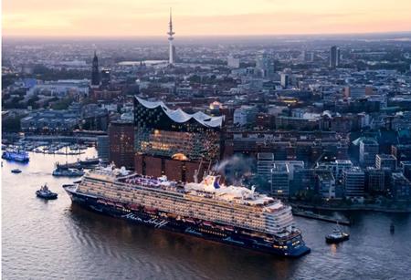 欧洲首个邮轮和渡轮内饰展上线