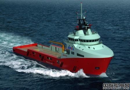 瓦锡兰获中国首批LNG燃料PSV双燃料发动机大单