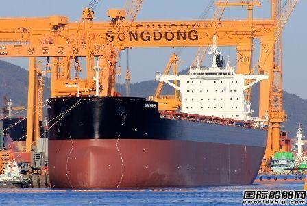 订单枯竭,韩国中型船企困境依旧