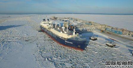 中韩船企争抢俄罗斯300亿LNG船大单