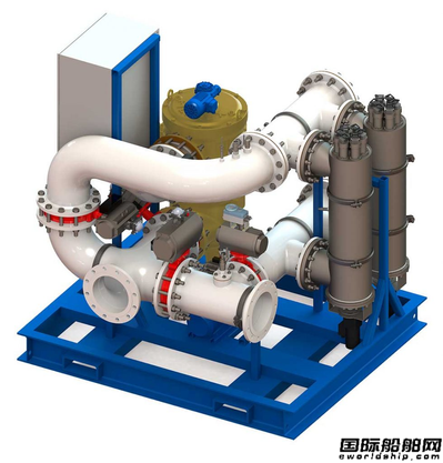 Evac Evolution压载水系统通过IMO型式认证