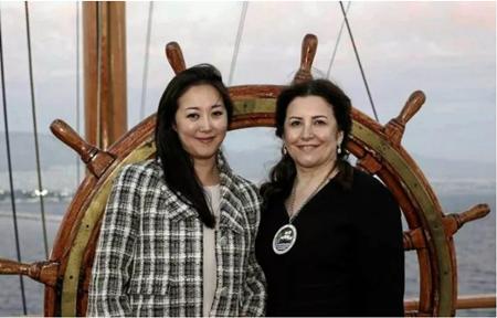 BIMCO迎来两位女主席,其中一位是华人